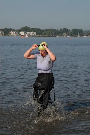 Mystic River Triathlon - SWIM