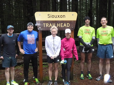 20150322 - Siouxon Creek Trail Run