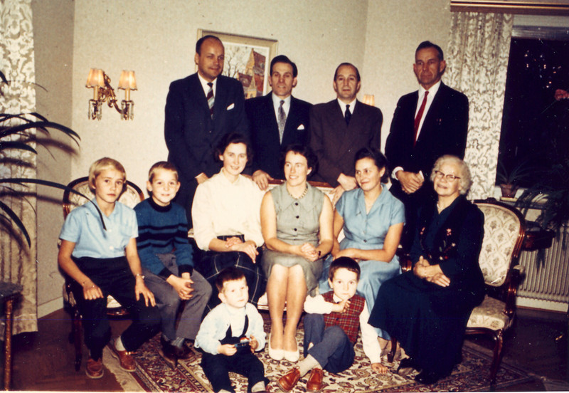 Swedish Relatives 1959
