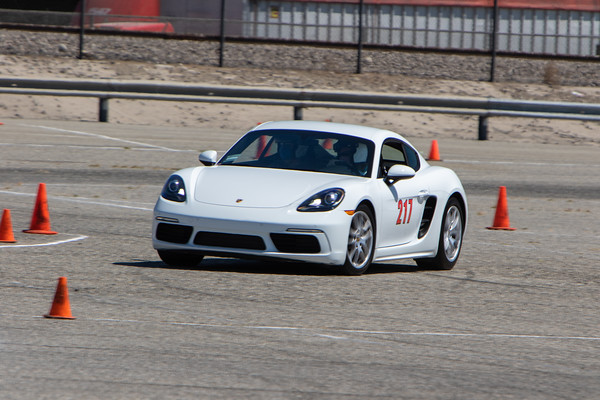 Custom Gallery - White Porsche Cayman #217