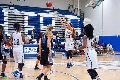2014-2015 GBB OLYMPIA @ DR PHILLIPS