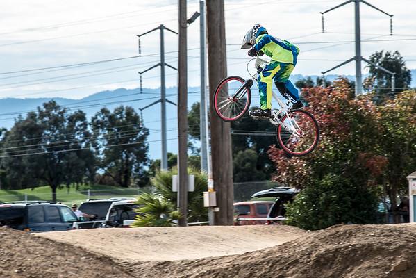 Santa Clara PAL BMX Double Point Race