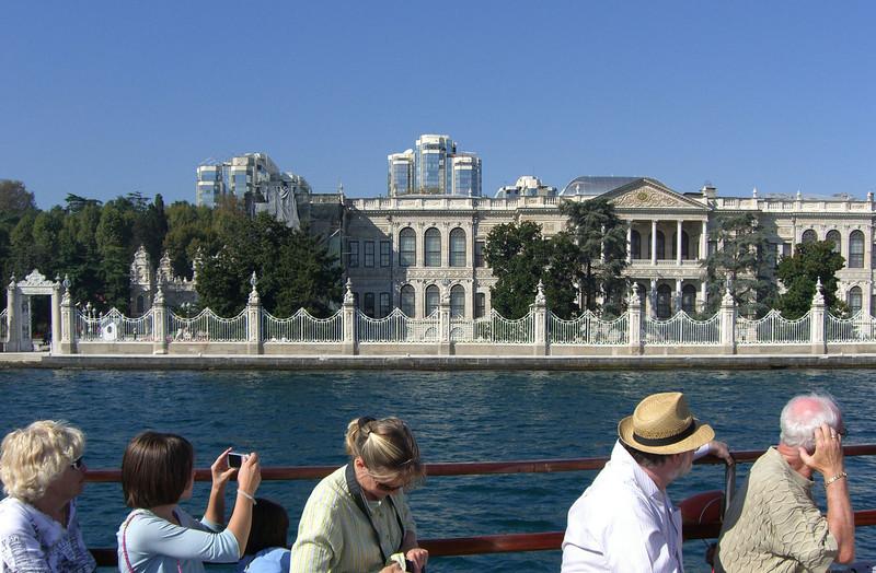 23-Dolmabahçe Palace