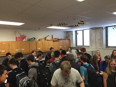 AP Chemistry Day