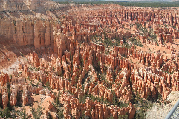 Guillermo's bachelor hike, Bryce Canyon
