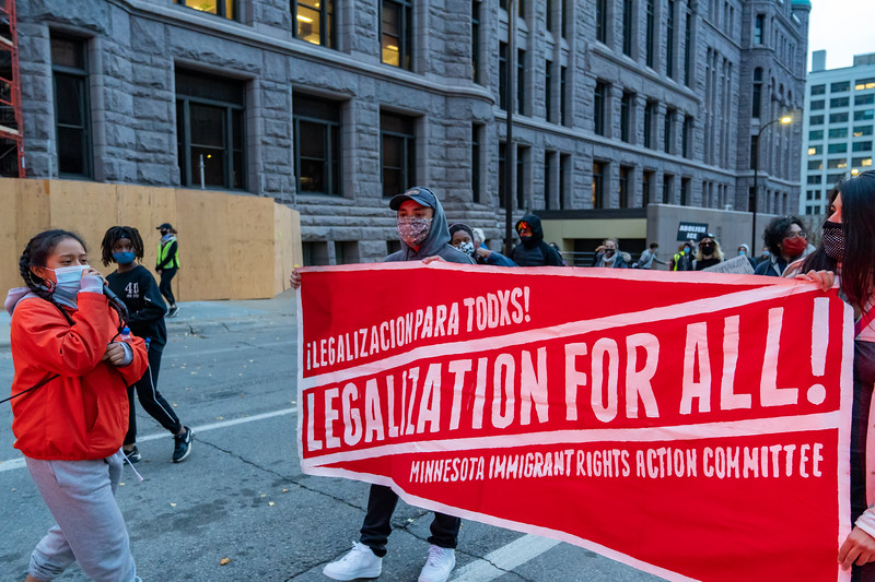 2020 10 14 MIRAC Protest DACA TPS DED Klobuchar Office-29.jpg