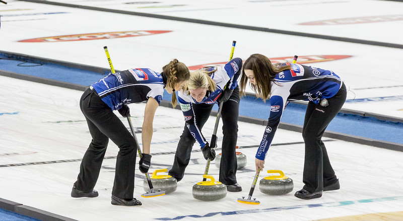 2017 Grand Slam of Curling, Players' Championship