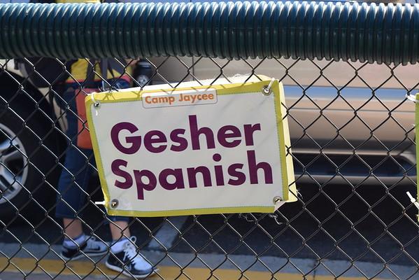 Gesher Spanish 16