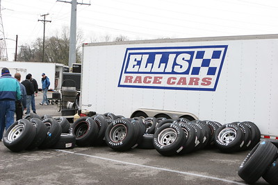 CRA Super Series and USA Modifieds, Music City Motorplex, Nashville, TN, March 29, 2008