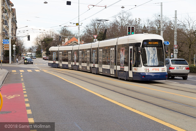 Ligne 15 tram