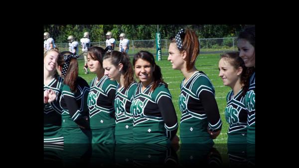 DHS 2010 Cheerleading