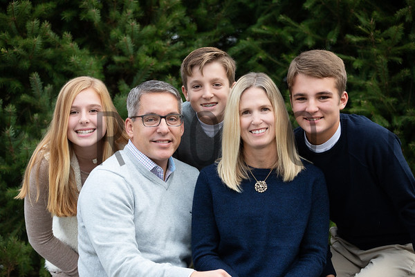 Maslowski Family Portraits