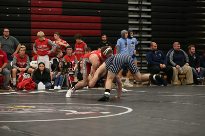 Bedford @ Forest Hills Eastern Duals