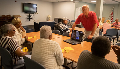 Seniors Onboard With 'Friends' Project