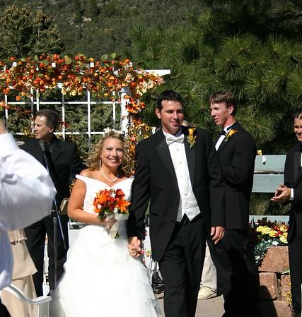 Carol Garnette's Wedding 10/2005