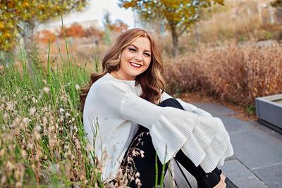 Kaitlynn Vollmer Senior 2018