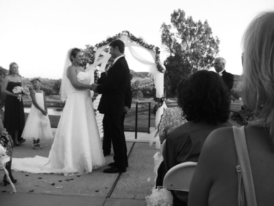Jeff's wedding