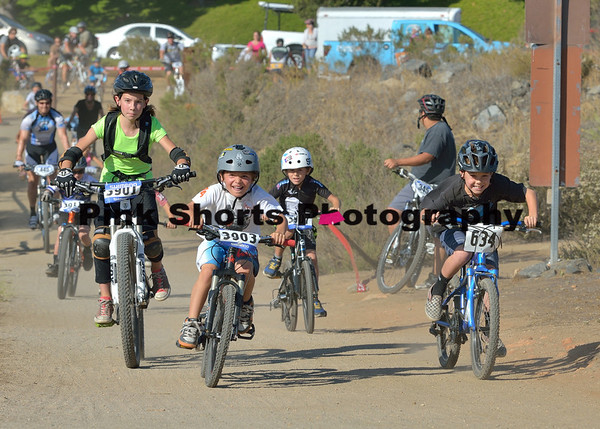June 4, 2014 - Quick and Dirty Mtn. Bike Race - Lake Hodges