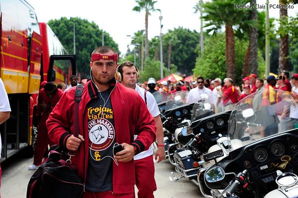 USC Football v Cal 2012