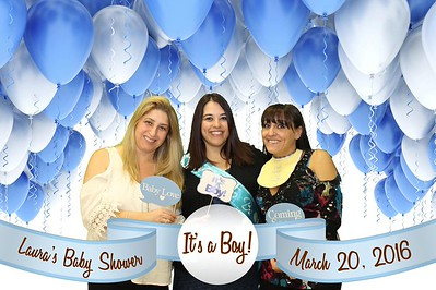 Laura's Baby Shower