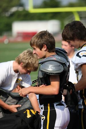 2008-08-28 Freshman at Princeton