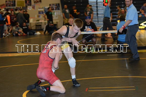 Iowa/USA Wrestling Junior Freestyle State