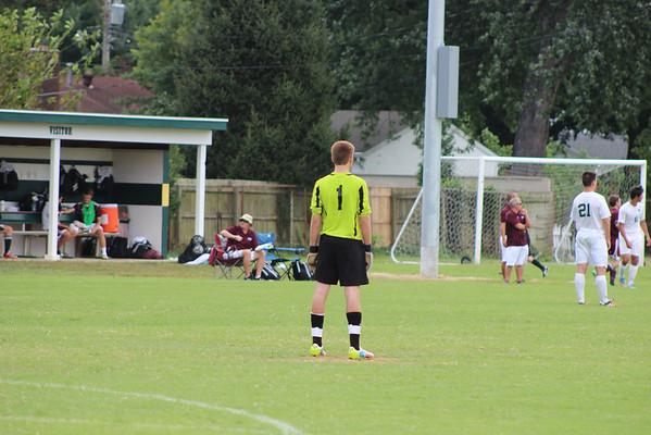2014 OCHS Soccer vs Madisonville