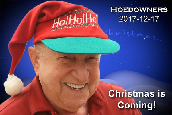 2017-12-17  Hoedowners Christmas