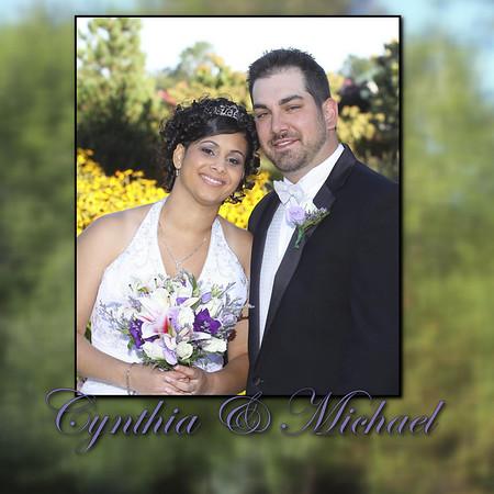 Michael and Cynthia Album Proofs