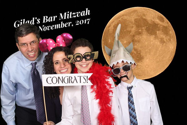 Gilad's Bar Mitzvah
