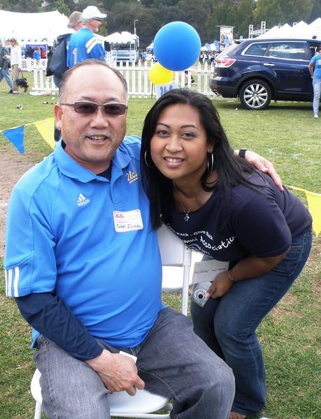 UCLA - PAA / APA Tailgate Party Nov. 6, 2010