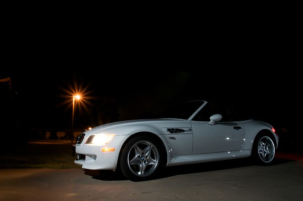 Dad's 2000 M Roadster