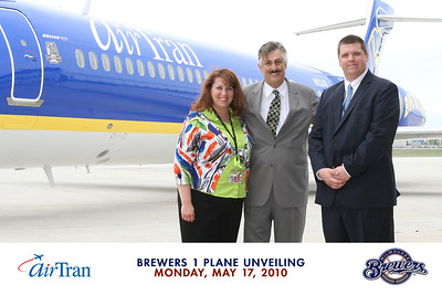 Air Tran Brewers Day