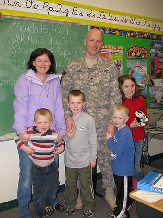 Hall Family 2009
