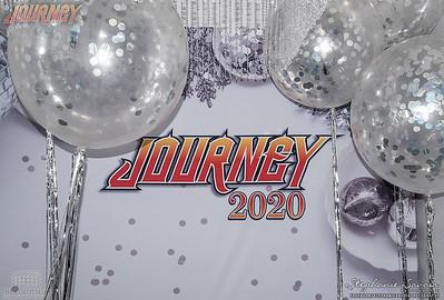 Journey - The Colosseum - Las Vegas, NV 12.31.19 (Stephanie)
