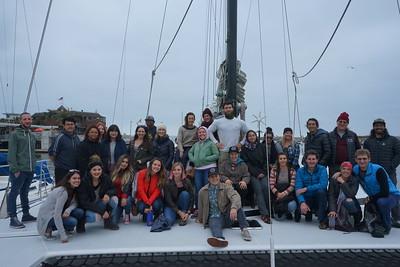 O'Neill Sunset Sail with Santa Cruz CORE