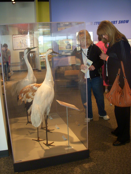 2010 Museum with Dana Cindy Debbie