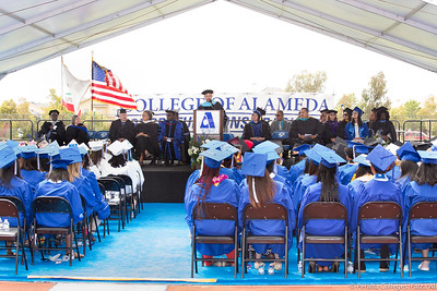 College of Alameda Graduation 2017