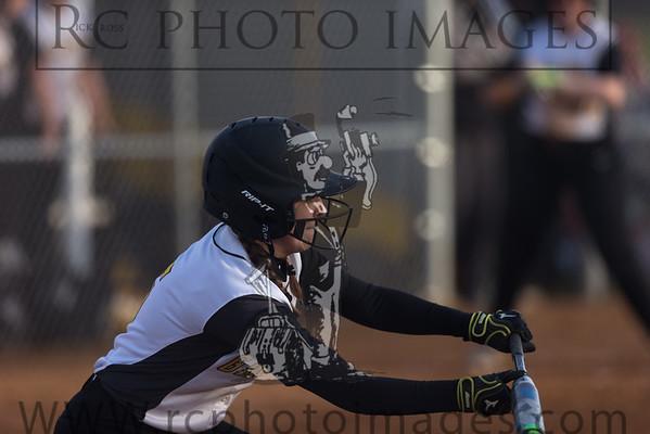 GHS Girls Softball Varsity vs Morton Mar. 29, 2016