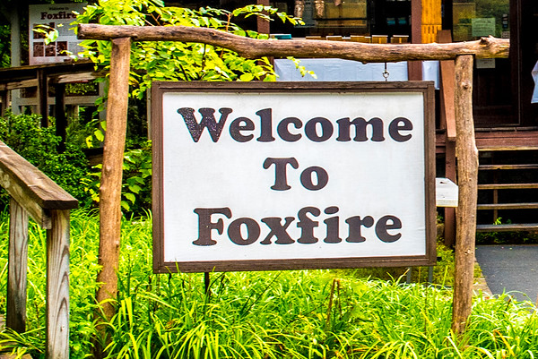 Foxfire Museum Tour - 8-21-21