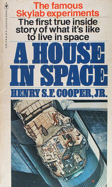 SPACE STATION BOOKS