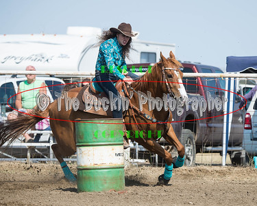 Irvine Barrel Racing Slack and Perf