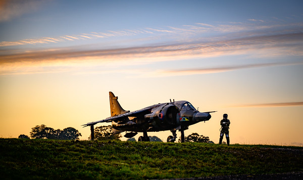 Harrier GR3  - Bridgnorth