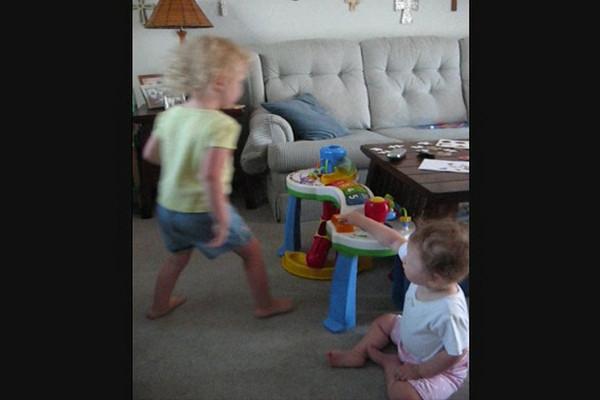 Ellen and Emily Dancing.wmv