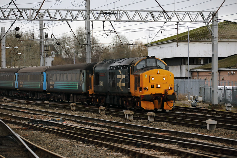 1) 37 401 at Carlisle on 22nd January 2018