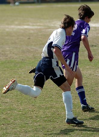 Boys Soccer 4/28/05