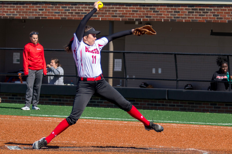 GWU Softball vs. Marist College March 2018