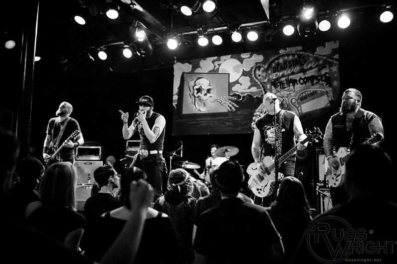 Memphis Murder Men @ Slims, San Francisco, CA. January 2013