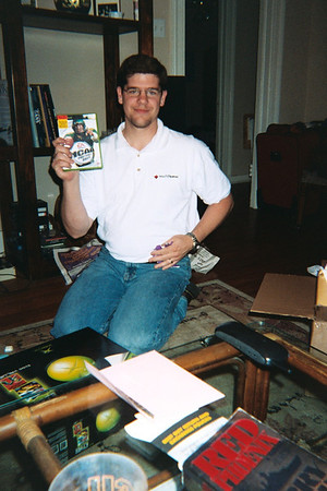 Brian's Birthday 2003