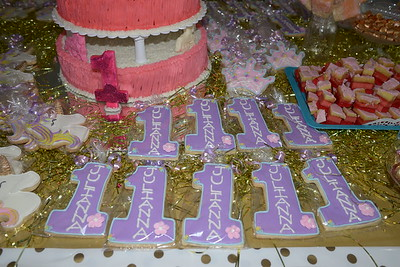 Julianna's 1st Birthday